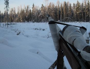 Ampumatuki metsästystilanteessa